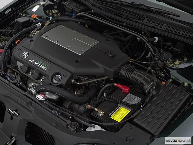 2002 Acura CL Engine