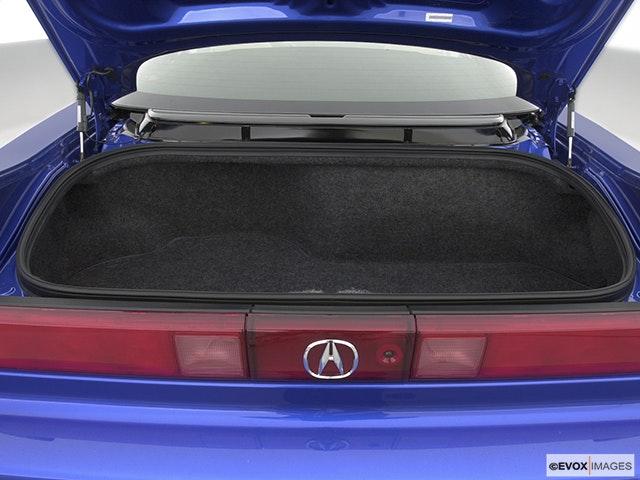 2002 Acura NSX Trunk open