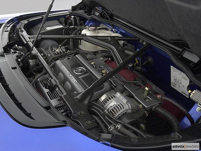 2002 Acura NSX Engine