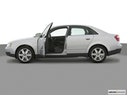 2002 Audi A4 Driver's side profile with drivers side door open