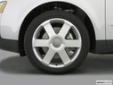 2002 Audi A4 Front Drivers side wheel at profile