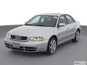 2002 Audi S4 Front angle view
