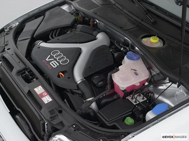 2002 Audi S4 Engine