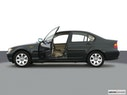 2002 BMW 3 Series Driver's side profile with drivers side door open