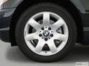 2002 BMW 3 Series Front Drivers side wheel at profile