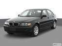 2002 BMW 3 Series Front angle view