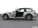 2002 BMW M Driver's side profile with drivers side door open