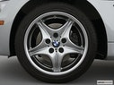 2002 BMW M Front Drivers side wheel at profile