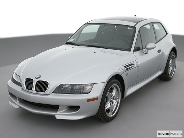 2002 BMW M Front angle view