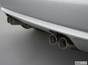 2002 BMW M Chrome tip exhaust pipe