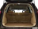 2002 Buick Rendezvous Trunk open