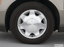 2002 Cadillac Seville Front Drivers side wheel at profile