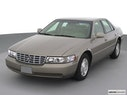 2002 Cadillac Seville Front angle view