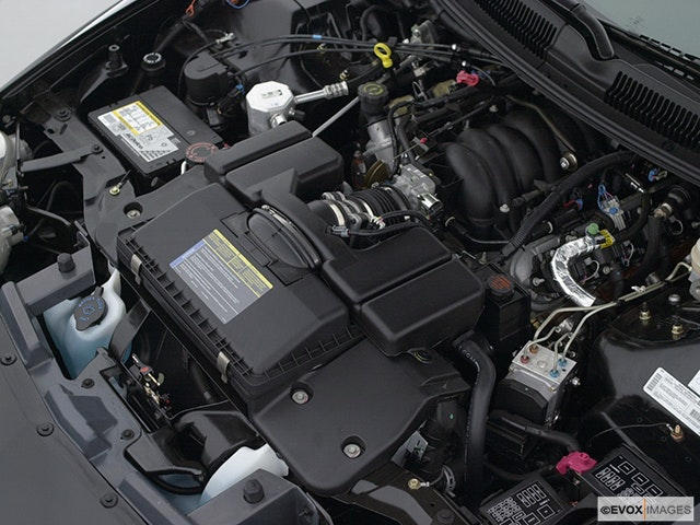 2002 Chevrolet Camaro Engine