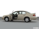 2002 Chevrolet Malibu Driver's side profile with drivers side door open