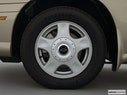 2002 Chevrolet Malibu Front Drivers side wheel at profile