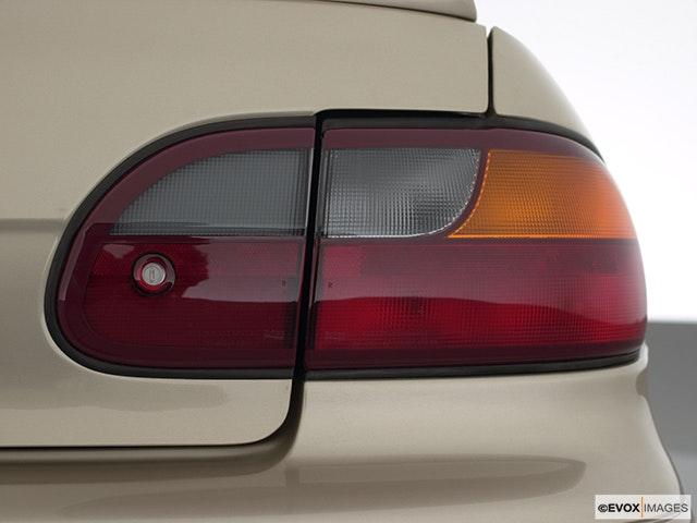2002 Chevrolet Malibu Passenger Side Taillight