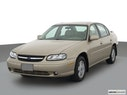 2002 Chevrolet Malibu Front angle view