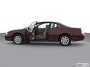 2002 Chevrolet Monte Carlo Driver's side profile with drivers side door open