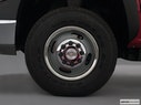 2002 Chevrolet Silverado 3500 Front Drivers side wheel at profile