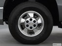 2002 Chevrolet Tahoe Front Drivers side wheel at profile