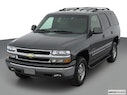 2002 Chevrolet Tahoe Front angle view