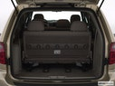 2002 Chrysler Town and Country Trunk open