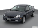 2002 Dodge Neon Front angle view