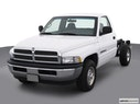 2002 Dodge Ram Pickup 2500 Front angle view