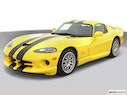 2002 Dodge Viper Front angle view