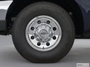 2002 Ford F-250 Super Duty Front Drivers side wheel at profile