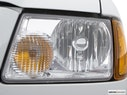 2002 Ford Ranger Drivers Side Headlight