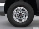 2002 GMC Sierra 2500HD Front Drivers side wheel at profile