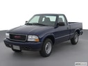 2002 GMC Sonoma Front angle view