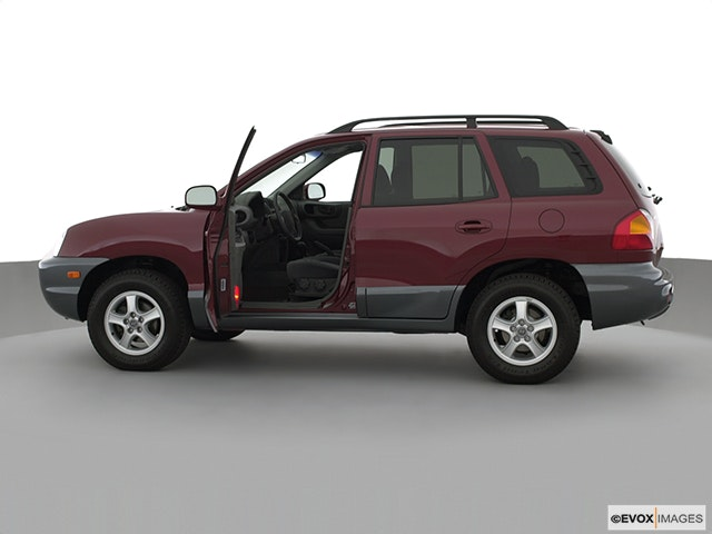 2002 Hyundai Santa Fe Review Carfax Vehicle Research