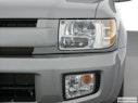 2002 INFINITI QX4 Drivers Side Headlight