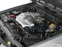 2002 INFINITI QX4 Engine
