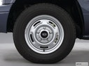 2002 Kia Sportage Front Drivers side wheel at profile