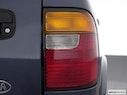 2002 Kia Sportage Passenger Side Taillight