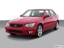 2002 Lexus IS 300 Front angle view