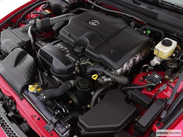 2002 Lexus IS 300 Engine