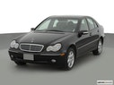 2002 Mercedes-Benz C-Class Front angle view