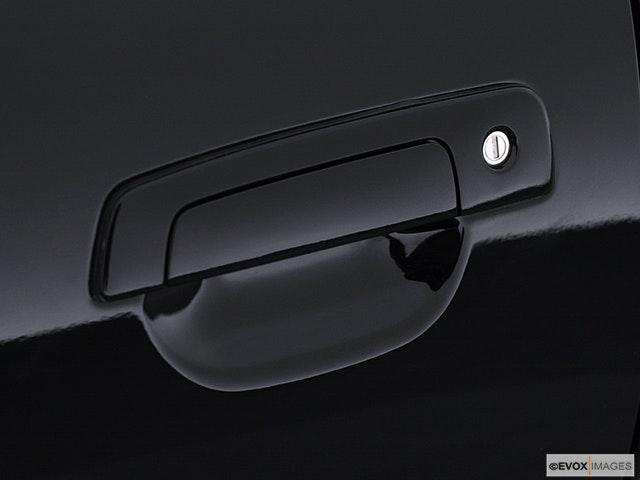 2002 Mitsubishi Eclipse Drivers Side Door handle