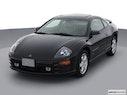 2002 Mitsubishi Eclipse Front angle view