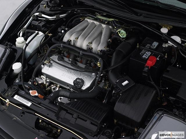 2002 Mitsubishi Eclipse Engine