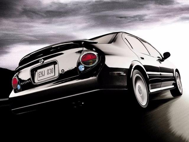 2002 Nissan Maxima Exterior