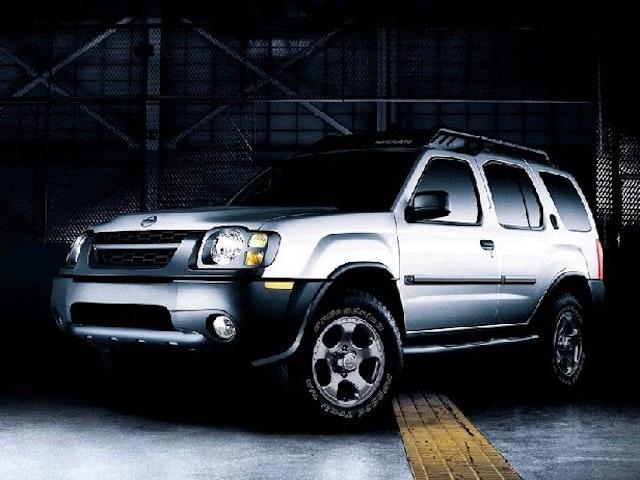 2002 Nissan Xterra Exterior