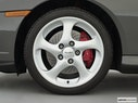2002 Porsche 911 Front Drivers side wheel at profile