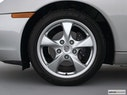 2002 Porsche Boxster Front Drivers side wheel at profile