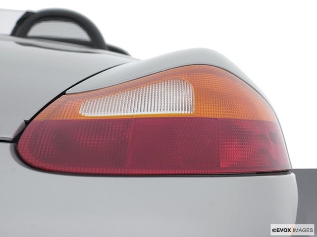 2002 Porsche Boxster Passenger Side Taillight